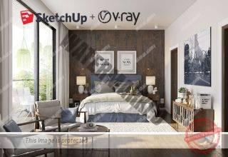 V-Ray Rendering For Interior Design